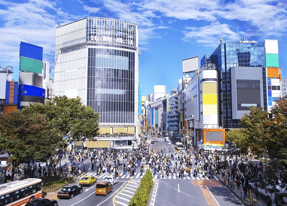 渋谷区のレンタルオフィス