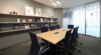 会議室A(8名用):ビジネスエアポート青山