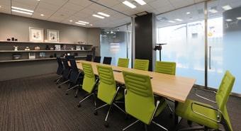 会議室 A+B(16名用):ビジネスエアポート青山