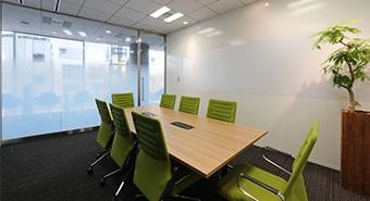 会議室B(8名用):ビジネスエアポート青山