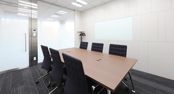 会議室C(6名用):ビジネスエアポート青山