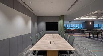会議室A(8名用):ビジネスエアポート日比谷