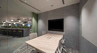 会議室B(4名用):ビジネスエアポート日比谷