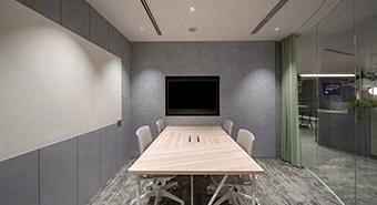 会議室C(4名用):ビジネスエアポート日比谷