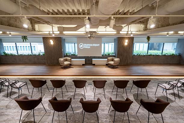 イベントスペース:ビジネスエアポート日比谷