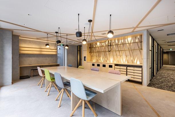 ものづくりスペース:ビジネスエアポート京橋