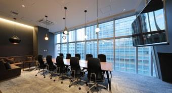 会議室A(10名用):ビジネスエアポート六本木