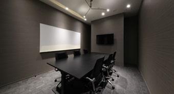 会議室B(6名用):ビジネスエアポート六本木
