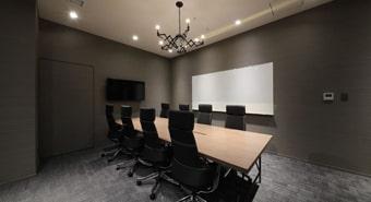 会議室C(8名用):ビジネスエアポート六本木