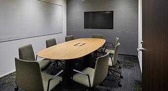 会議室1(8名用)