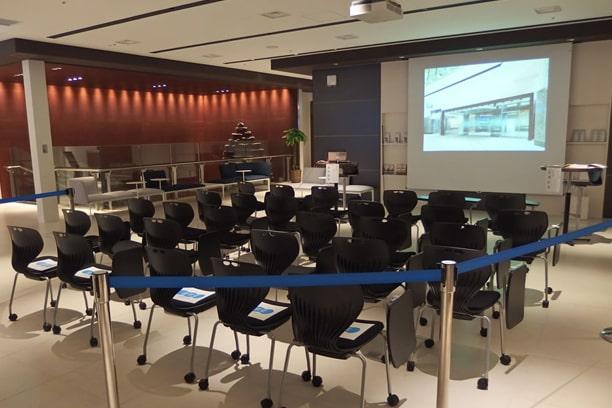 イベントスペース:ビジネスエアポート東京